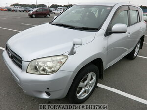 Used 2007 TOYOTA RAV4 BH378064 for Sale