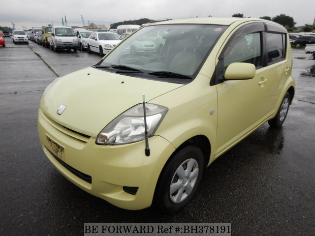 Used 2007 TOYOTA PASSO BH378191 for Sale