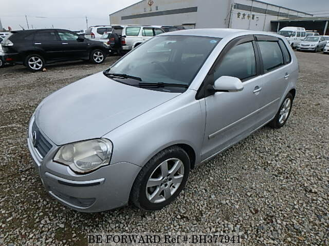 Used 2006 VOLKSWAGEN POLO BH377941 for Sale