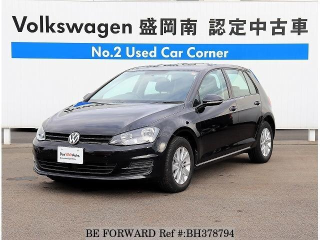 Used 2016 VOLKSWAGEN GOLF BH378794 for Sale