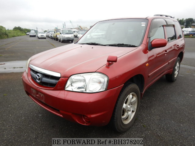 Used 2001 MAZDA TRIBUTE BH378202 for Sale
