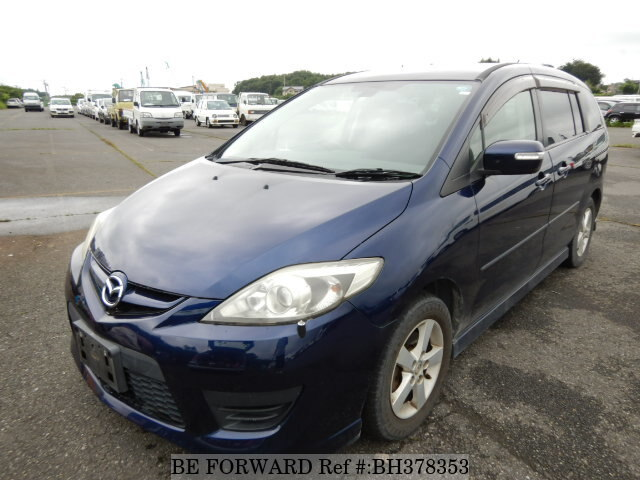 Used 2009 MAZDA PREMACY BH378353 for Sale
