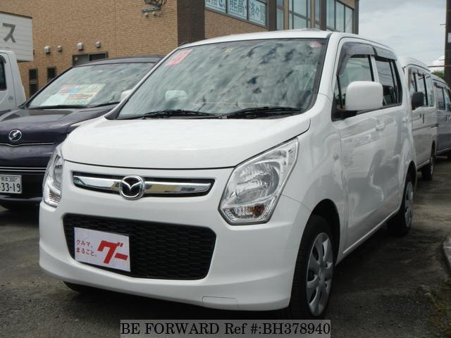 Used 2015 MAZDA FLAIR BH378940 for Sale