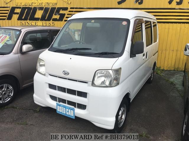 Used 2007 DAIHATSU HIJET CARGO BH379013 for Sale