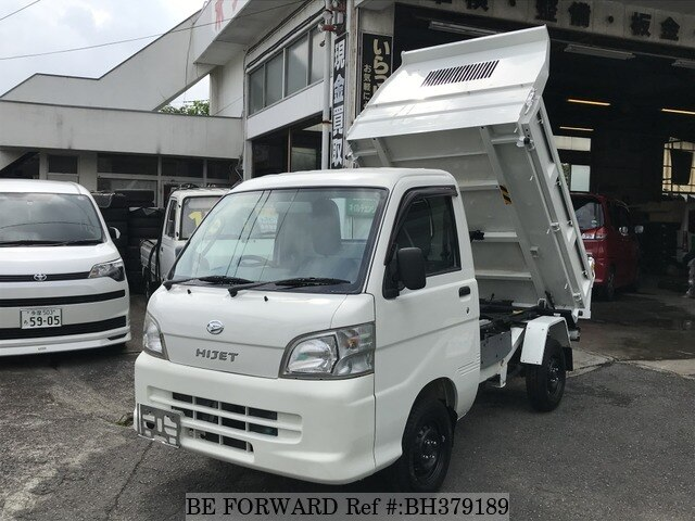 Used 2014 DAIHATSU HIJET TRUCK BH379189 for Sale