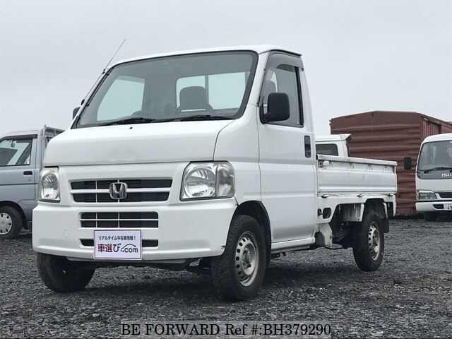 Used 2005 HONDA ACTY TRUCK BH379290 for Sale