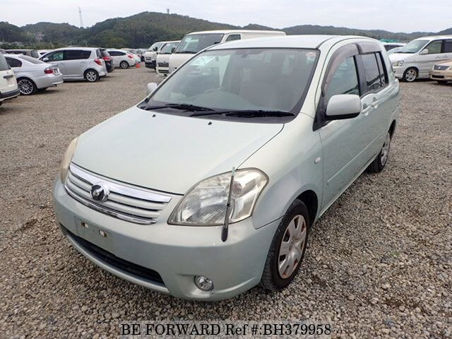 Used 2007 TOYOTA RAUM BH379958 for Sale