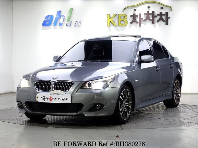 Used 2009 BMW 5 SERIES BH380278 for Sale