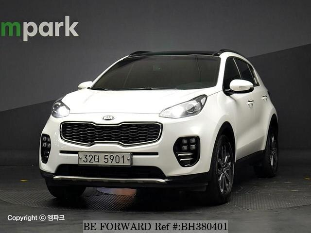 Used 2018 KIA SPORTAGE BH380401 for Sale