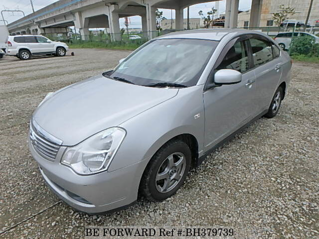 Used 2006 NISSAN BLUEBIRD SYLPHY BH379739 for Sale