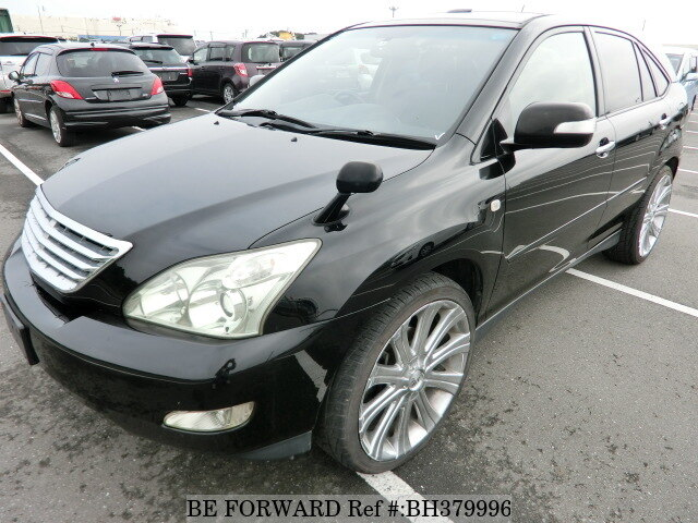 Used 2007 TOYOTA HARRIER BH379996 for Sale