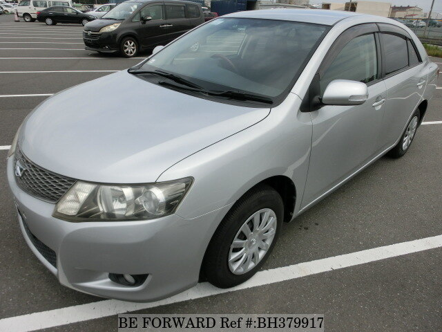 Used 2009 TOYOTA ALLION BH379917 for Sale