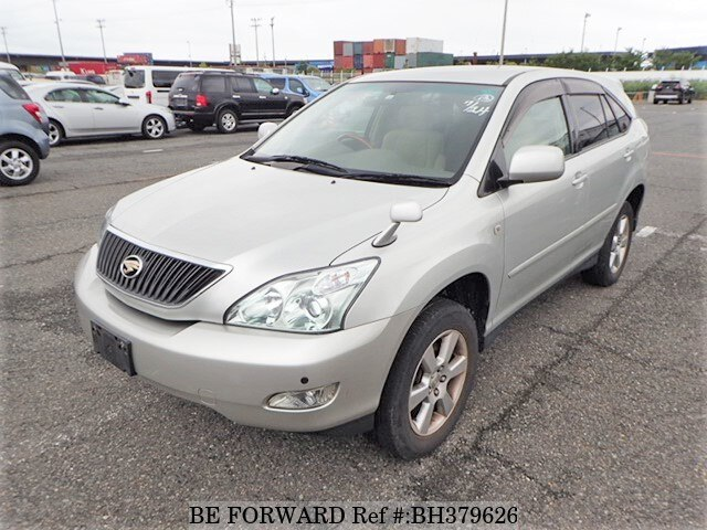 Used 2004 TOYOTA HARRIER BH379626 for Sale