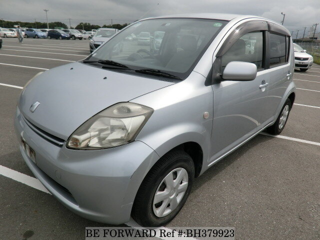 Used 2006 TOYOTA PASSO BH379923 for Sale