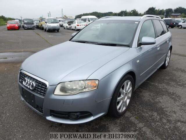 Used 2005 AUDI A4 BH379809 for Sale