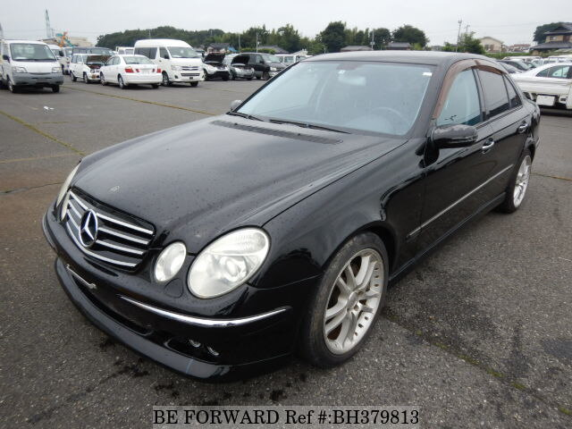 Used 2005 MERCEDES-BENZ E-CLASS BH379813 for Sale