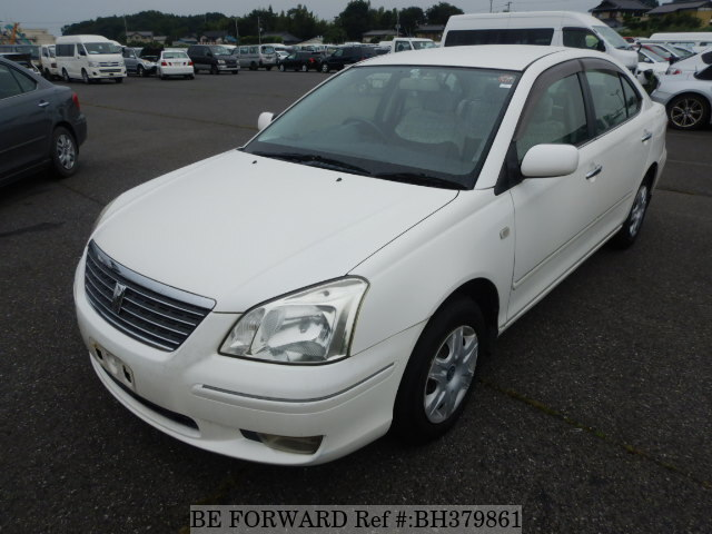 Used 2003 TOYOTA PREMIO BH379861 for Sale