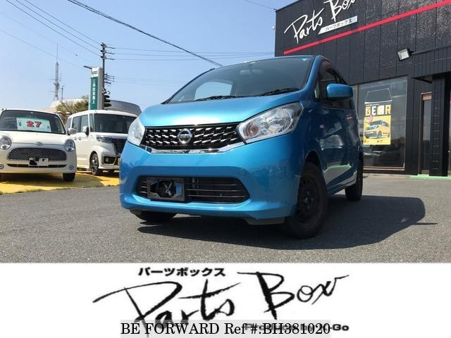 Used 2013 NISSAN DAYZ BH381020 for Sale