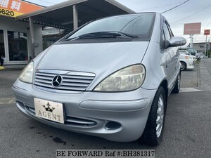 Used 2004 MERCEDES-BENZ A-CLASS BH381317 for Sale
