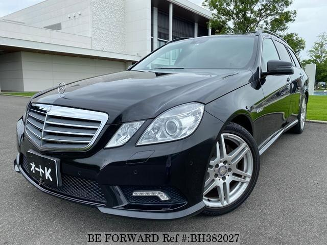 Used 2011 MERCEDES-BENZ E-CLASS BH382027 for Sale