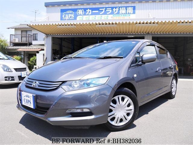 Used 2009 HONDA INSIGHT BH382036 for Sale