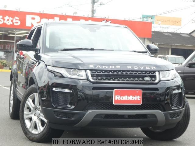Used 2018 LAND ROVER RANGE ROVER EVOQUE BH382046 for Sale