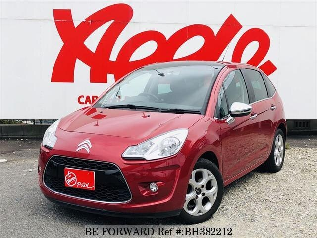 Used 2011 CITROEN C3 BH382212 for Sale