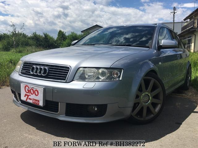 Used 2004 AUDI A4 BH382272 for Sale