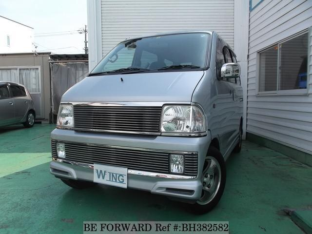 Used 2001 DAIHATSU ATRAI WAGON BH382582 for Sale