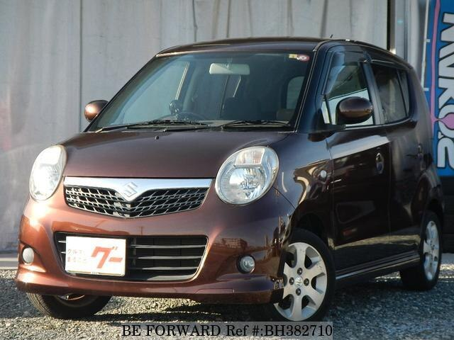 Used 2008 SUZUKI MR WAGON BH382710 for Sale
