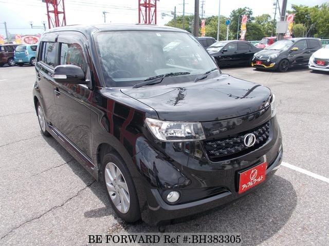 Used 2009 TOYOTA BB BH383305 for Sale