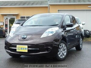 Used 2016 NISSAN LEAF BH383433 for Sale