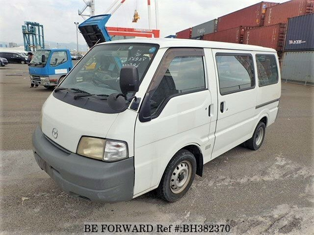 Used 2003 MAZDA BONGO VAN/TC-SK82V for Sale BH382370 - BE FORWARD