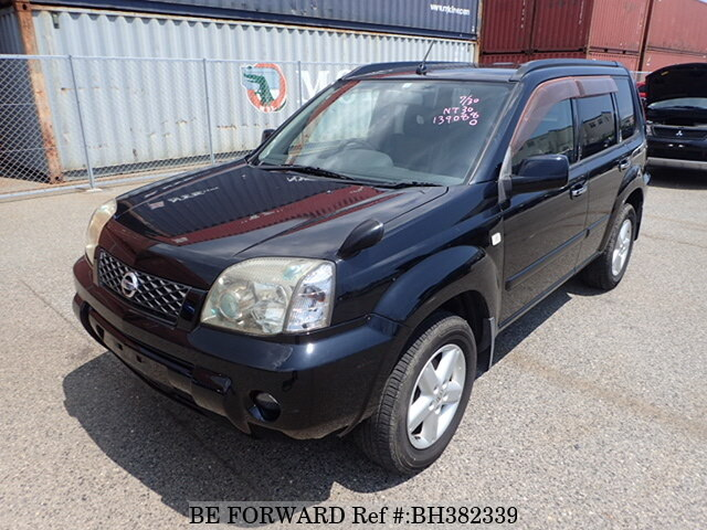 Used 2004 NISSAN X-TRAIL BH382339 for Sale