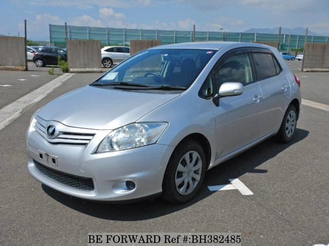 Used 2011 TOYOTA AURIS BH382485 for Sale