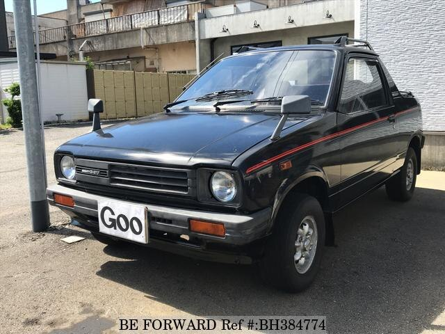 Used 1983 SUZUKI MIGTY BOY BH384774 for Sale