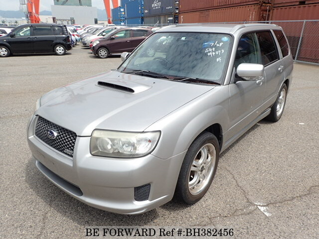 Used 2005 SUBARU FORESTER BH382456 for Sale