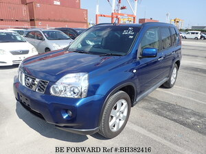 Used 2008 NISSAN X-TRAIL BH382416 for Sale