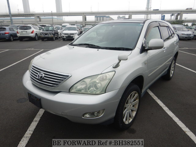 Used 2003 TOYOTA HARRIER BH382551 for Sale