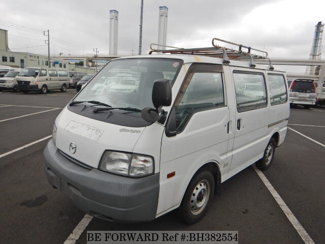 Used 2011 MAZDA BONGO VAN BH382554 for Sale