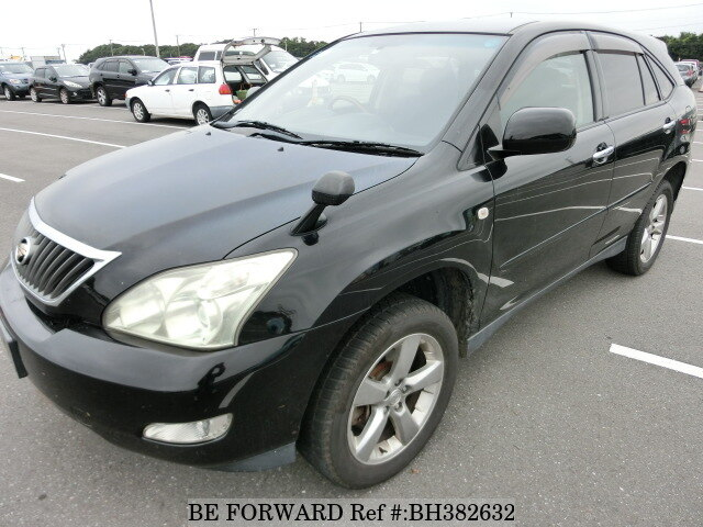 Used 2007 TOYOTA HARRIER BH382632 for Sale