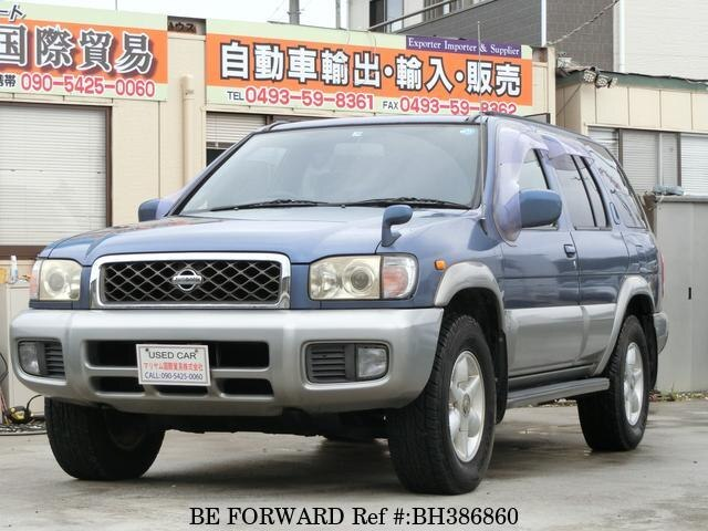 Used 1999 NISSAN TERRANO BH386860 for Sale