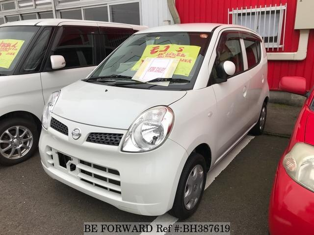 Used 2010 NISSAN MOCO BH387619 for Sale