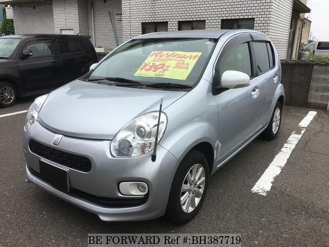 Used 2014 TOYOTA PASSO BH387719 for Sale