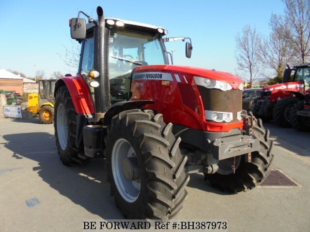 Used 2013 MASSEY FERGUSON MASSEY FERGUSON OTHERS BH387973 for Sale