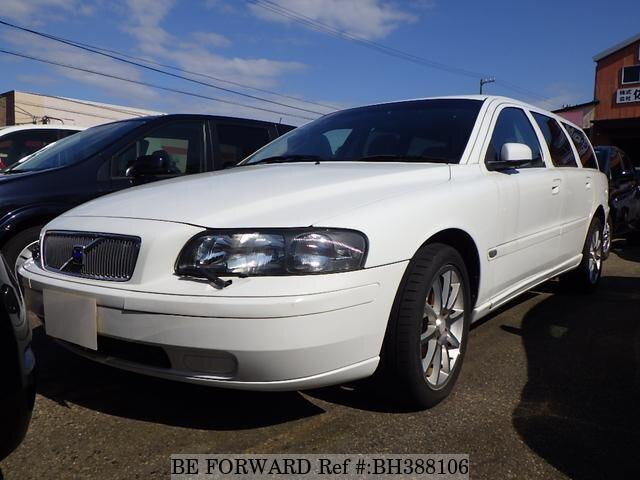 Used 2004 VOLVO V70 BH388106 for Sale