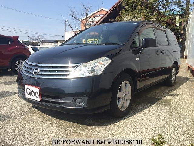 Used 2006 NISSAN PRESAGE BH388110 for Sale