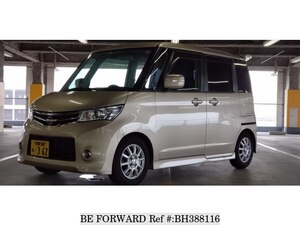 Used 2012 NISSAN ROOX BH388116 for Sale