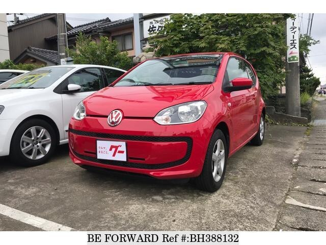 Used 2014 VOLKSWAGEN UP! BH388132 for Sale