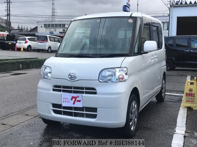 Used 2013 DAIHATSU TANTO BH388144 for Sale